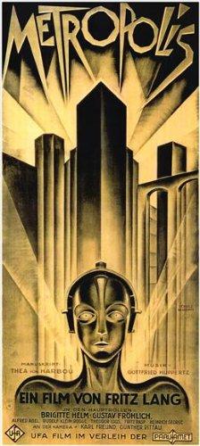 Metropolis Póster cartel (20 x 101,6 cm - 51 cm x 102 cm ...