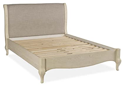 Eve roble francés pintado 182,88 cm Super King cama marco: Amazon.es ...