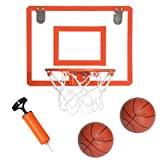 Mini Basketball Hoop for Door - Bedroom Basketball - Best Reviews Guide