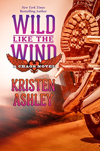 #Wild Like The Wind by Kristen Ashley