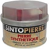 Mastic de réparation de la pierre sintopierre (travertin / 170 ml)