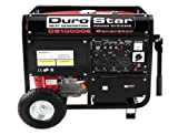 Durostar DS10000E-CA 16 HP  Gasoline Powered Electric Start Portable Generator, 10000-watt