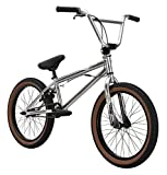 Diamondback Bicycles Youth 2015 Venom Complete Box Bike, Chrome
