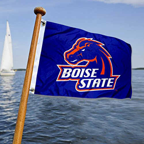 Boise State Boat and Nautical Flag