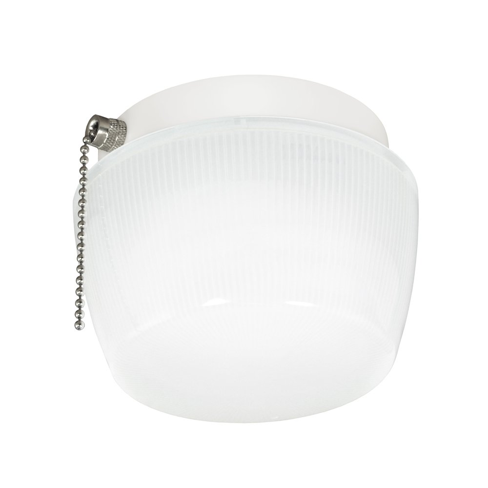 Good Earth Lighting Mini 5-inch Direct Wire Closet Light With Pull Chain