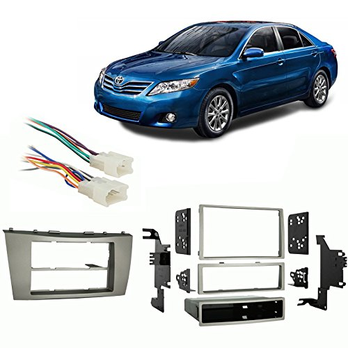 Metra 99-8218 Double Single Din Installation Kit For 2007-2009 Toyota Camry