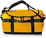 The North Face Base Camp XX Large Duffle Bag Summit Gold TNF Black