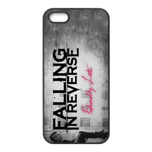 Customize Your Apple Phone Case Falling In Reverse Suitable for iphone5 5S JN5S-2159