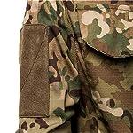 SFYZY Hoodie Veste Sweat Lourd Camouflage Zipper Workerhoodie Pull Veste Tactique Militaire Outdoor Randonnée Chasse… 14