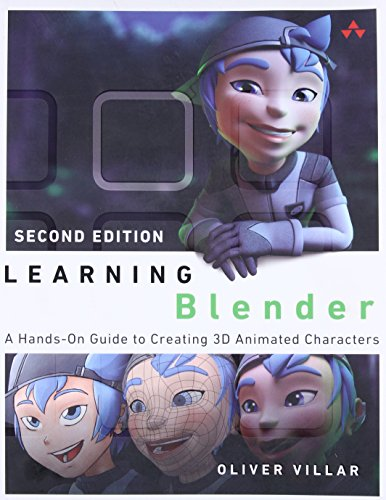 Pdf Technology Learning Blender: A Hands-On Guide to Creating 3D Animated Characters (2nd Edition)