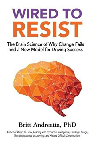 Wired to Resist: The Brain Science of Why Change Fails and a New ...