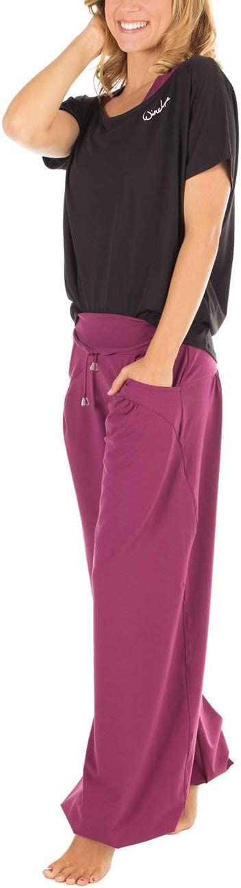 WINSHAPE Womens Dance Fitness Freizeit Sport Trainingshose Trousers