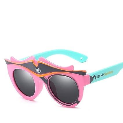 Amazon.com: Gafas de sol para niños, polarizadas, ligeras ...