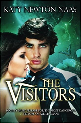 Book The Visitors by Katy Newton Naas (2014-09-15)