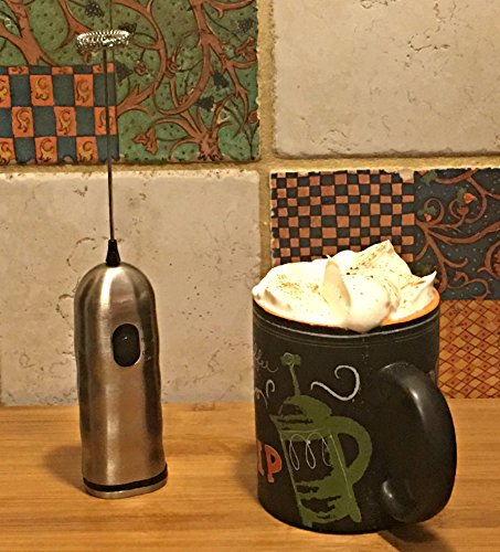Casa Cafe Milk Frother Reviews