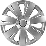 16 Zoll Radkappen ENERGIE (Silber) passend für fast alle Fahrzeugtypen