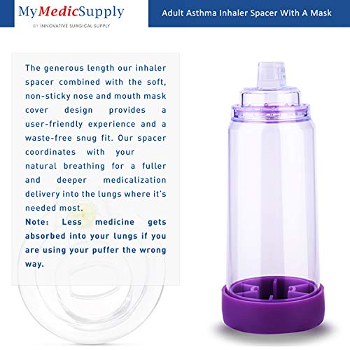 Buy asthma spacer for inhaler adult