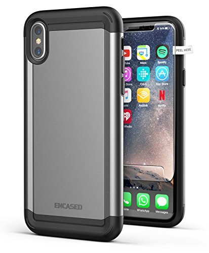 Encased (UE Armor) Thin Fit Case - Designed for Apple iPhone X/iPhone Xs 5.8