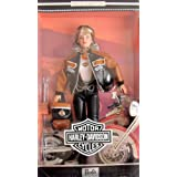HARLEY DAVIDSON BARBIE DOLL 4th in Series COLLECTOR EDITION (1999)