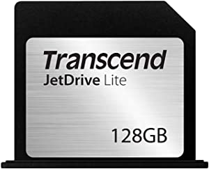 Transcend 128GB JetDrive Lite 350 Storage Expansion Card for 15-Inch MacBook Pro with Retina Display (TS128GJDL350)