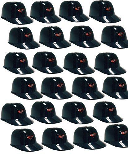 Baseball Ice Cream - MLB Mini Batting Helmet Ice Cream Sundae/Snack Bowls, Orioles - 24 Pack