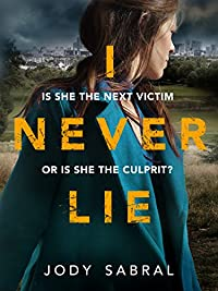 I Never Lie by Jody Sabral ebook deal
