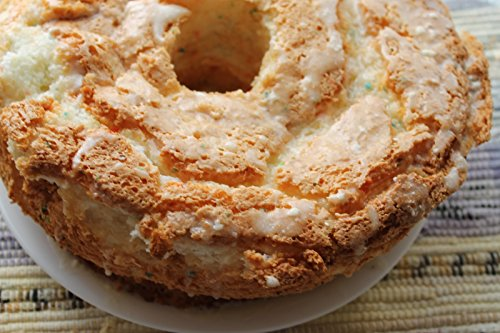 ANGEL FOOD CAKE TYPE FRAGRANCE OIL - 1 OZ - FOR SOAP AND CANDLE MAKING BY FRAGRANCEBUDDY - FREE S&H IN USA (Best Types Of Cake)