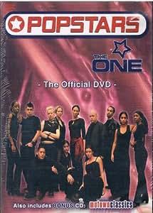 Popstars: the One - DVD