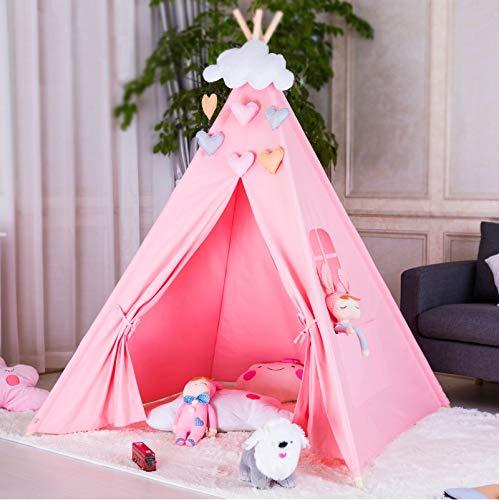 人民の東の道 インド 子供用 テント (色 : ピンク) B07T6Y7PSM ピンク