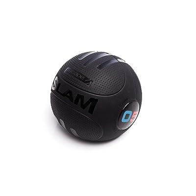 ESCAPE Fitness Ballon de football d'entraînement professionnel avec griffiger, surface structurée, pour les plus Sévères slams Balle 10