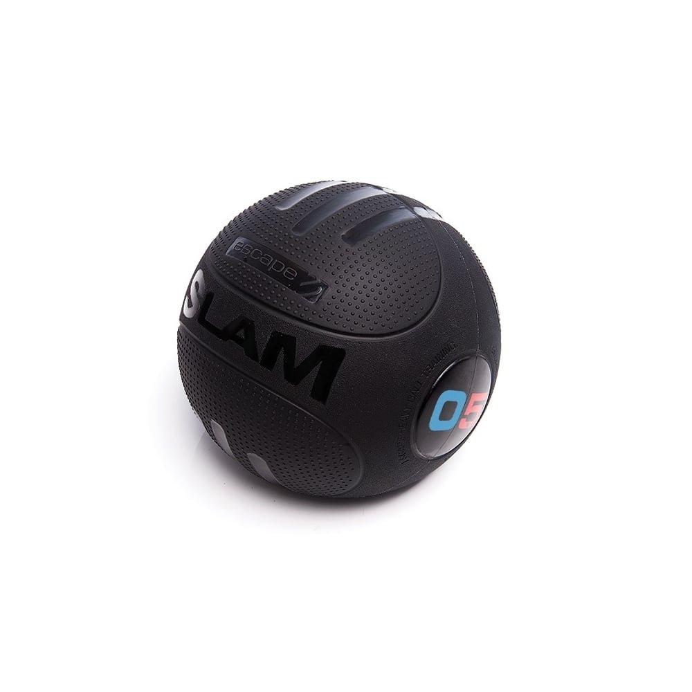 ESCAPE Profi Ball, Fitnessball, Trainingsball mit Griffiger, Strukturierte Oberfläche, für die Härtesten Slams