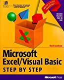 img - for Microsoft Excel/Visual Basic Step by Step (Step By Step Series) book / textbook / text book