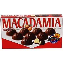 Meiji Macadamia Chocolate (net weight 67g)(Import from Japan)