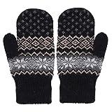 Hot Sale !!! Women's Winter Gloves ,Jushye Knit