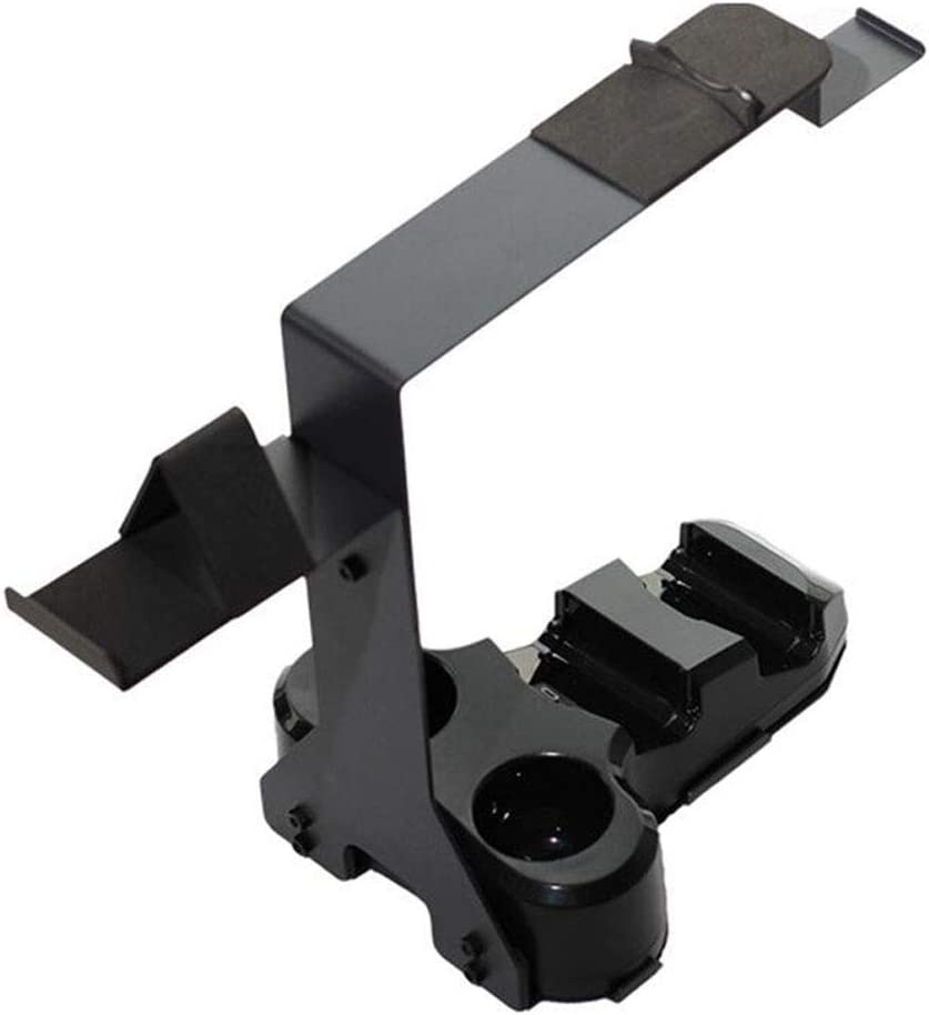 Redcolourful Recharge Bracket for P-S4 Handles VR Bracket with Charging Base for CE