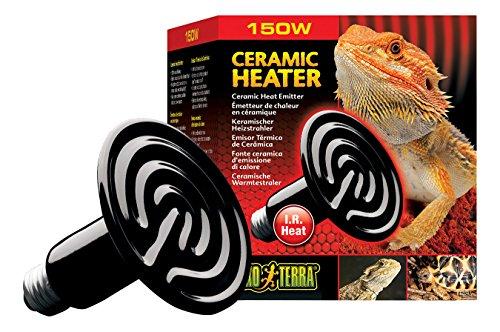 Exo Terra Ceramic Heater, 150-Watt/110-Volt ()