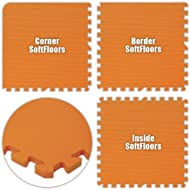Best Floor Pad SoftFloors Orange Total