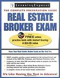 Real Estate Broker Exam, LearningExpress Staff, 1576855848
