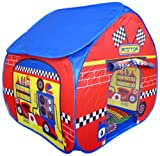 Childrens' Pitstop Pop Up - Play Tent/ Playhouse