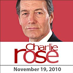 Charlie Rose: Dean Baker, Jan Schakowsky, and Michael Caine, November 19, 2010