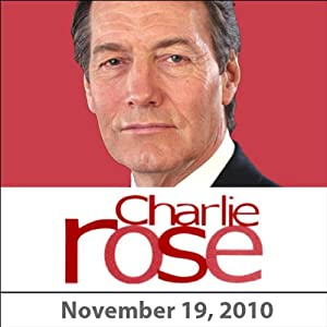 Charlie Rose: Dean Baker, Jan Schakowsky, and Michael Caine, November 19, 2010 Radio/TV Program