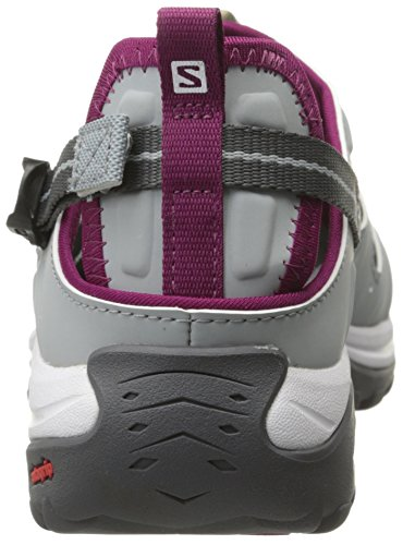 Hiking 6 Salomon Boots Cabrio Ellipse Rise Light Brown Mystic Purple Onix White Low US Women's M UrqfXrw8g
