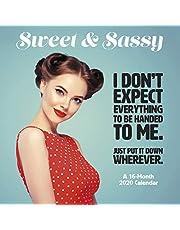 Sweet & Sassy 2020 Calendar