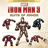 Iron Man 3( Suits of Armor [With Pull-Out Poster])[IRON MAN 3 SUITS OF ARMOR][Paperback]