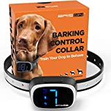 Best Bark Collars For Dogs - BRISON Dog Bark Collar - 3 Modes Beep Review