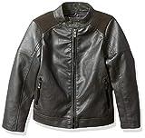Urban Republic Boys' Artsy Faux Leather Jacket