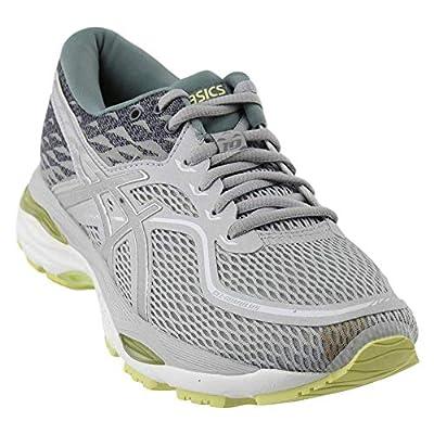 ASICS Womens Gel-Cumulus 19 Athletic & Sneakers Grey