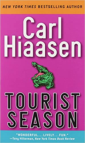 Image result for tourist season hiaasen amazon