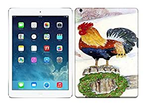 Loving Pop Christmas Rooster phone case for ipad air