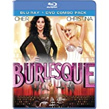 Burlesque (Two-Disc Blu-ray/DVD Combo) (2010)
